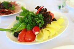 Nourriture biologique Photo stock
