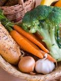 Nourriture biologique Image stock