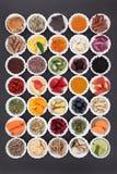 Nourriture biologique de amplification immunisée Image stock