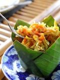 Nourriture cambodgienne de Khmer Image libre de droits