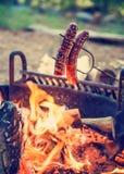 Nourriture campante Image libre de droits