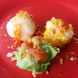 Nourriture chinoise Photos libres de droits
