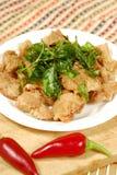 Nourriture chinoise ou vietnamienne photographie stock libre de droits