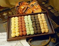 Nourriture coréenne Photographie stock libre de droits