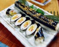 Nourriture coréenne Image stock
