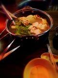 Nourriture coréenne photographie stock