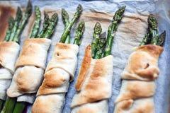 Nourriture créative végétarienne Image stock