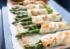 Nourriture créative végétarienne Images libres de droits