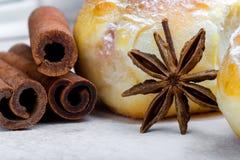 Nourriture cuite avec amour Photo stock