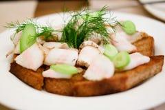 Nourriture délicieuse Photographie stock libre de droits