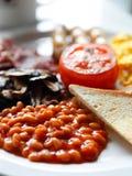 Nourriture délicieuse Photo stock