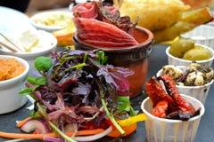 Nourriture délicieuse Image stock