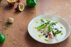 Nourriture d'asperge Photographie stock libre de droits