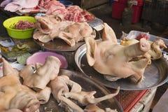 Nourriture de Bangkok Thaïlande, de rue et marché Photographie stock libre de droits