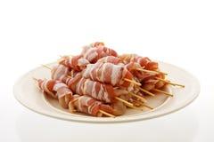 nourriture de barbecue crue Images stock