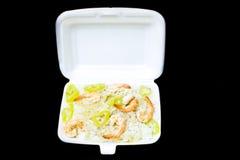Nourriture de boîte Photo libre de droits
