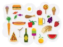 nourriture de boissons Photos stock