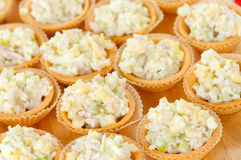 Nourriture de buffet Images stock