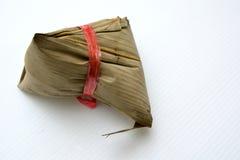 Nourriture de Chinois de Zongzi image libre de droits