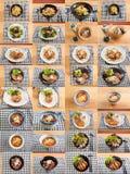 Nourriture de fusion photo libre de droits