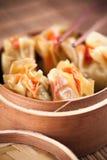 Nourriture de l'Asie, dimsum Images libres de droits