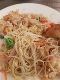 Nourriture de la Chine Photographie stock libre de droits
