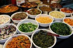 Nourriture de la Corée Photo libre de droits