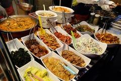 Nourriture de la Corée Photo stock