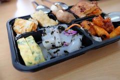 Nourriture de la Corée Photographie stock