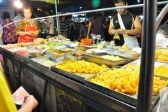 Nourriture de la Thaïlande Photos libres de droits