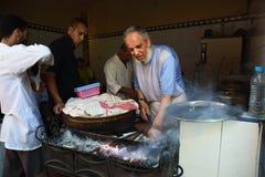 Nourriture de Marrakech Image stock