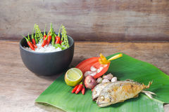 Nourriture de nature pour la santé Photo stock