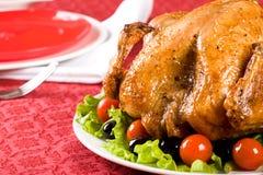 Nourriture de Noël Photos libres de droits