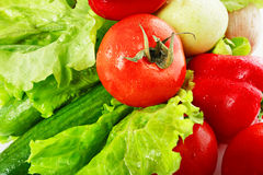 Nourriture de nutrition Photos libres de droits