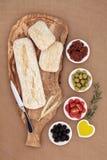 Nourriture de pique-nique Images stock