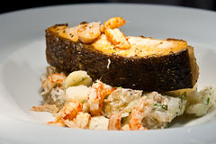 Nourriture de poissons 10 Photo stock