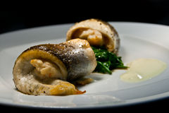 Nourriture de poissons 6 Photos libres de droits