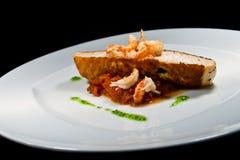Nourriture de poissons 7 Image libre de droits