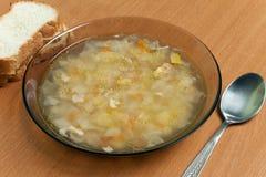 Nourriture de potage photo libre de droits