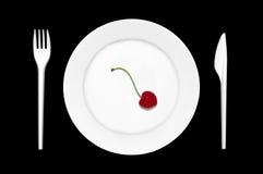 Nourriture de régime Photographie stock libre de droits