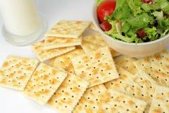 Nourriture de régime sain Photo libre de droits