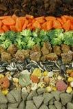 Nourriture de rongeurs Image libre de droits