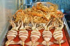 Nourriture de rue de Taïwan photographie stock libre de droits