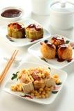Nourriture de soja Images stock