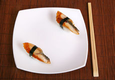Nourriture de sushi Photo stock