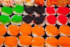 Nourriture de sushi Photographie stock libre de droits