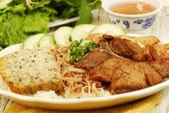 Nourriture de Vietnames photos libres de droits