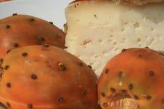 Nourriture des Îles Canaries Photographie stock libre de droits