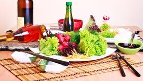 Nourriture diététique Photographie stock