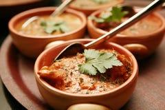Nourriture du Pakistan Photos libres de droits